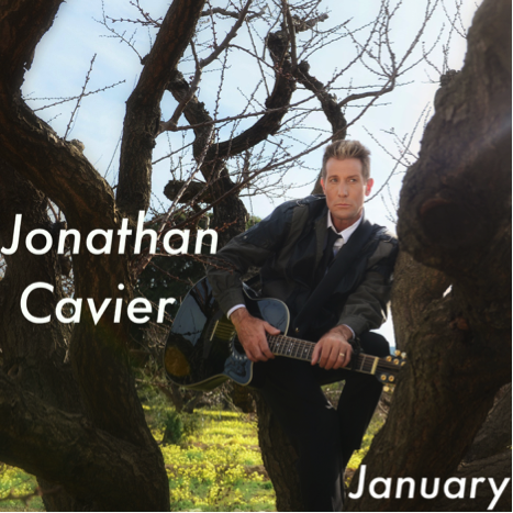 "Introducing Pop Singer-Songwriter Jonathan Cavier and His Debut Solo Single ""January"" Out April 15th"