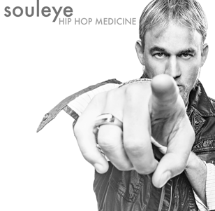 "Indie Rapper, Souleye Delivers Treatment For Your Mind and Spirit  With His New Single, ""Hip Hop Medicine"" Feat. Dustin Tavella, Out Now!"